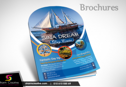 Brochures in Sharm el Sheikh